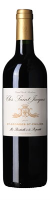 Clos Saint Jacques 2012