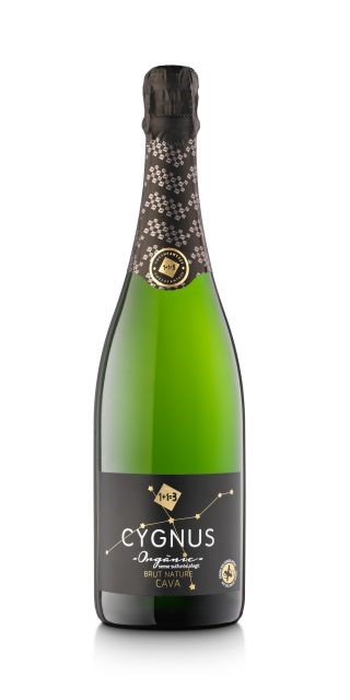 CYGNUS Brut Nature Organic wo SO2