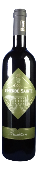 L'Herbe Sainte Tradition Minervois