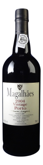 Magalhães Vintage Port 2004 20% 750 ml