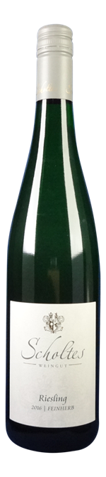 Scholtes Riesling qba feinherb